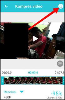 Cara Mengecilkan Ukuran Video di Android Dengan Gampang 3