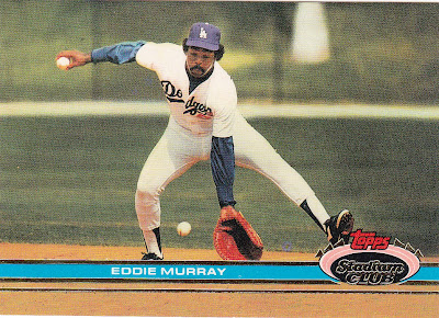 The Ten Greatest Eddie Murray Baseball Cards Camden Chat