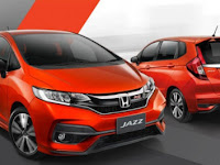Advertising Honda Jazz Facelift Passed Sensor, Soon Release ??