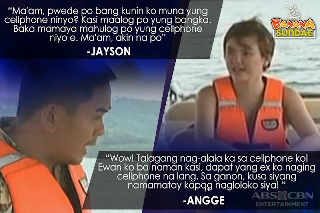 Angelica Panganiban Banana Sundae Hugot Lines