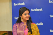 keerthi suresh at facebook office-thumbnail-6