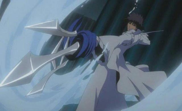 Karakter Anime Pengguna Kekuatan Elemen Air Terkuat Kaien Shiba ( Bleach )