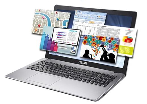 Laptop Asus X550DP