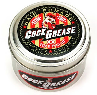 Pomade Cock Grease XX