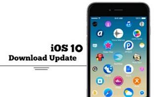 iOS 10 Sudah Tersedia