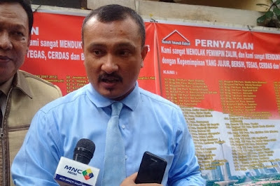 Mampus...!! Kerap Lontarkan Serangan Keras ke Jokowi, Ferdinand Di Prediksi Gagal Ke Senayan