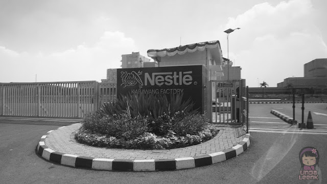 Galeri Nestle Karawang Indonesia (Nestle Gallery)