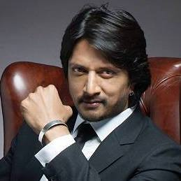 Sudeep, New Upcoming kannada movie The Villain, release date Poster