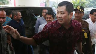 Hakim Putuskan Penetapan Tersangka Hary Tanoe Sah