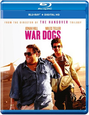 War Dogs 2016 Eng BRRip 480p 300mb ESub