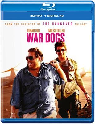 War Dogs 2016 BRRip 300mb