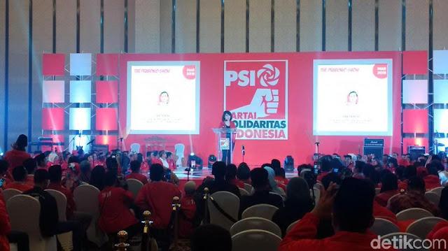 Ingin Tangkal Hoax untuk Jokowi, PSI Gelar Solidarity Tour ke Jatim