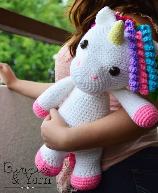 DIY Amigurumi Keychain mini Unicorn amigurumi – Amigurumi Patterns | 640x525