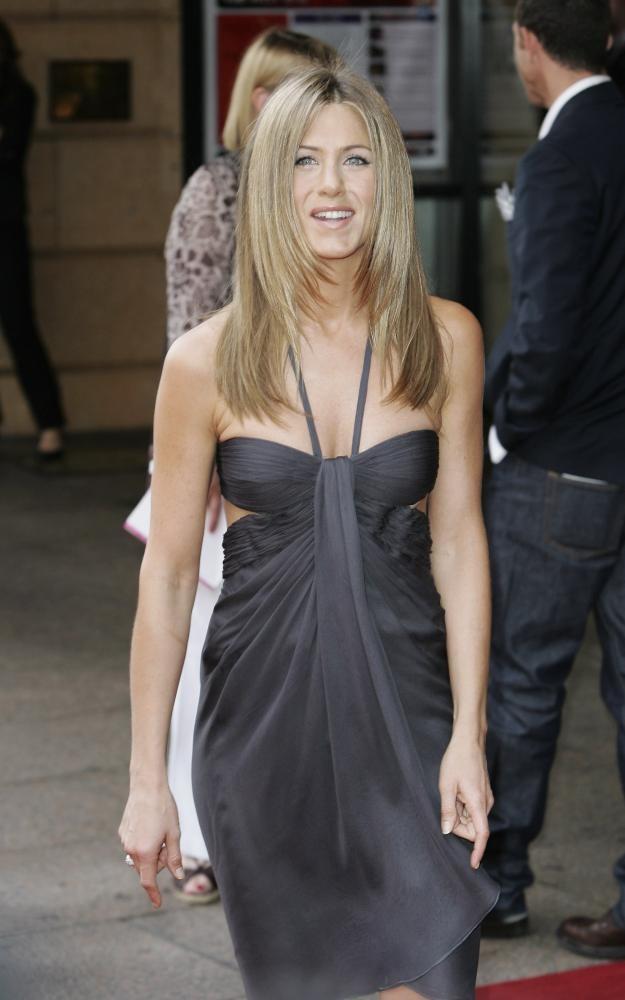 Always with Jennifer Aniston: Jennifer Aniston - UK ...