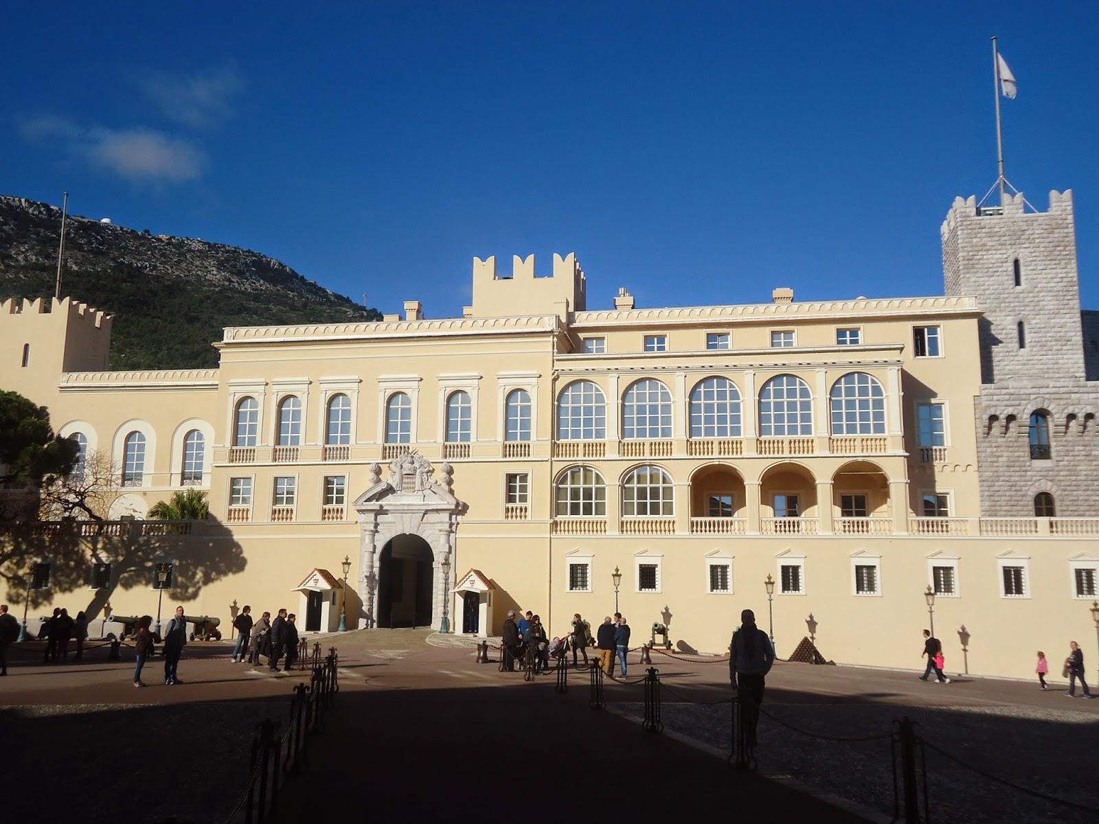 Monaco Royal Palace Prince Albert