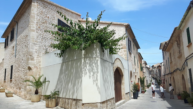 Ausflug nach Alcudia