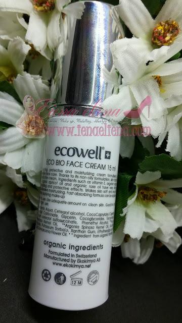 ECOWELL ORGANIC SKINCARE | Ultra Moisturizing Eco Bio Face Cream