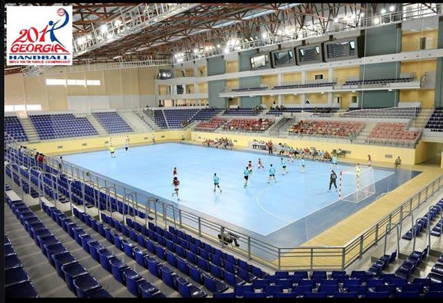 Mundial handball juvenil, Georgia 2