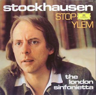 Karlheinz Stockhausen, Stop, Ylem