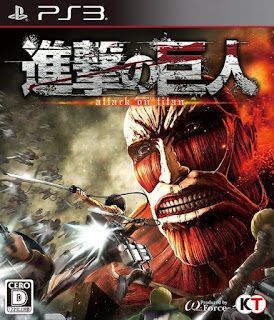Shingeki no Kyojin Attack on Titan PS3