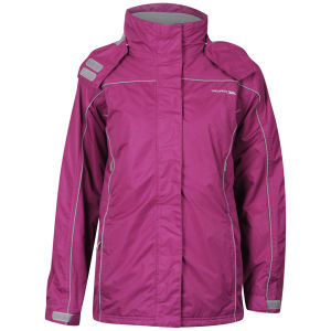 Trespass Women Acra 3 In 1 Jacket - Plum