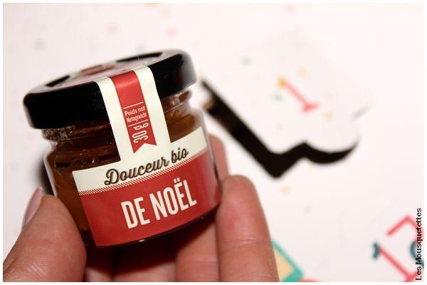 Blog : Calendrier de l'Avent, Gourmandises bio de Provence chez Nature&Découvertes