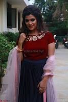 Actress Aathmika in lovely Maraoon Choli ¬  Exclusive Celebrities galleries 066.jpg