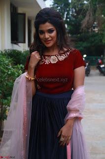Actress Aathmika in lovely Maraoon Choli ¬  Exclusive Celebrities galleries 066.jpg