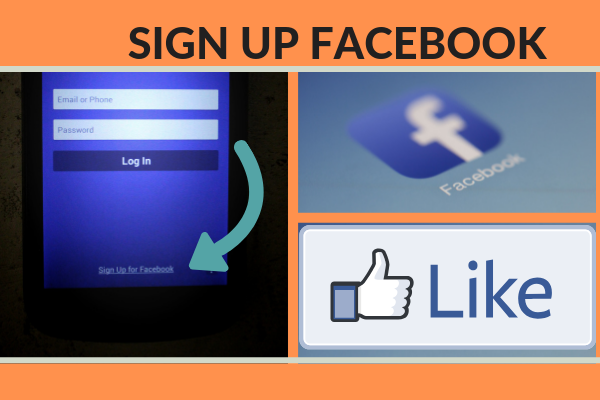 Facebook Official Page Sign Up