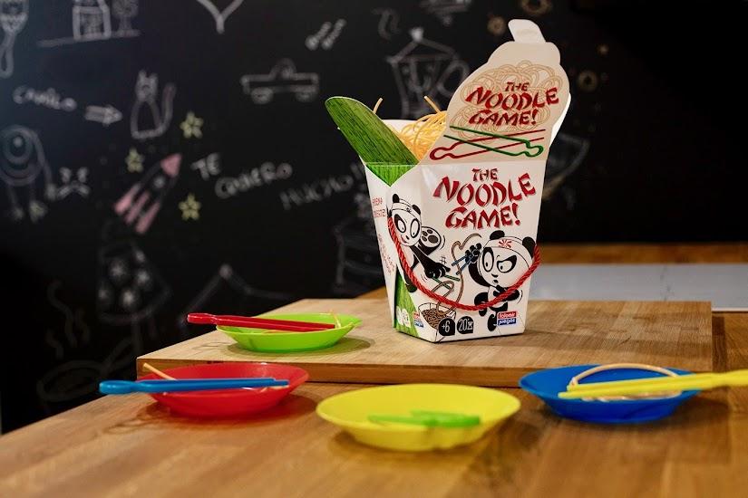 The Noodle Game, de Falomir Juegos