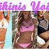 Bikinis y bañadores verano 2016
