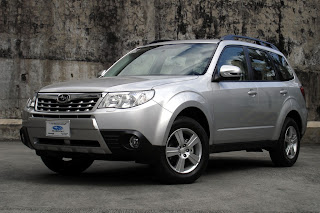 2011 subaru forester xs review