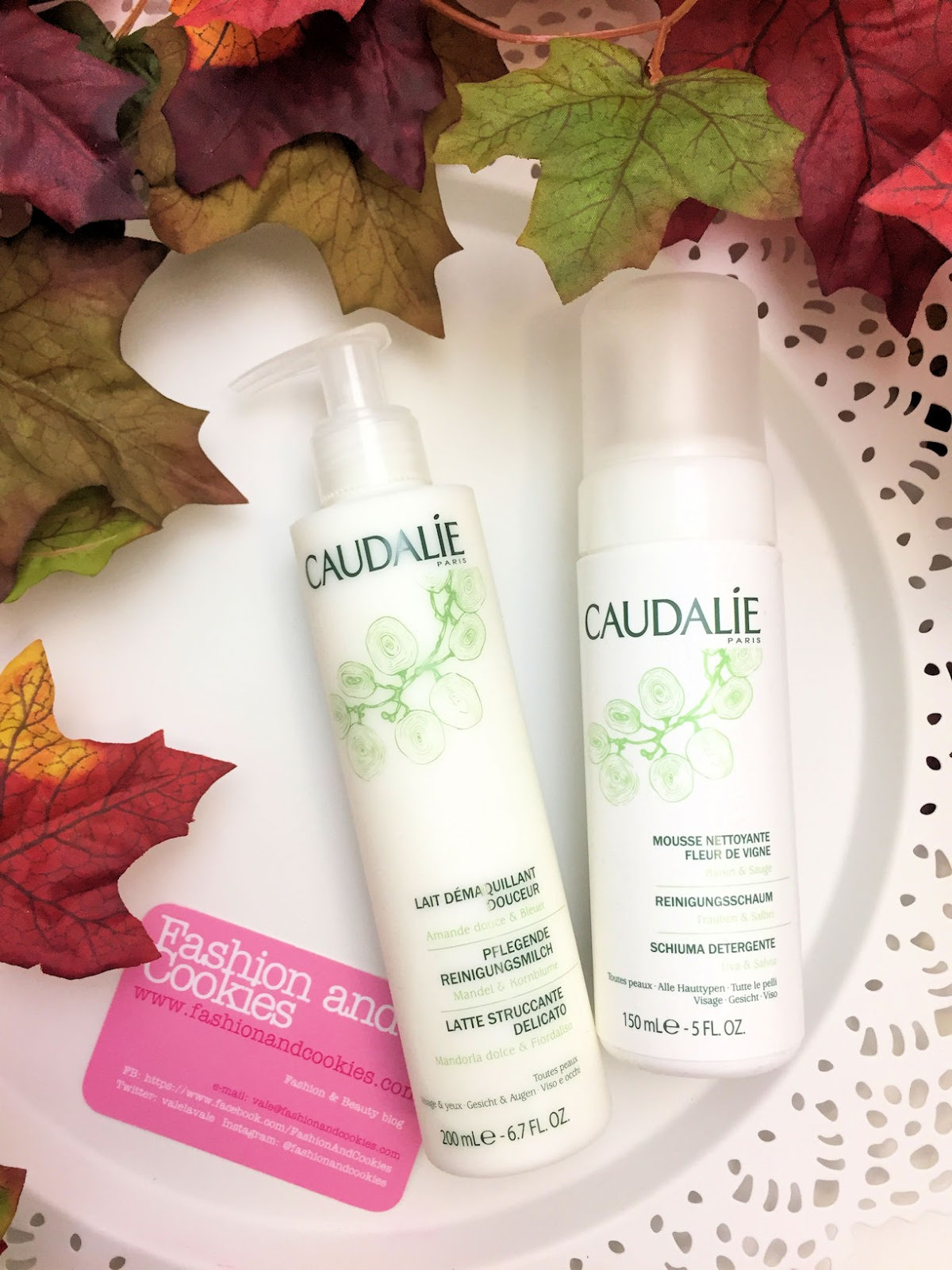 Struccanti Caudalie su Fashion and Cookies beauty blog, beauty blogger