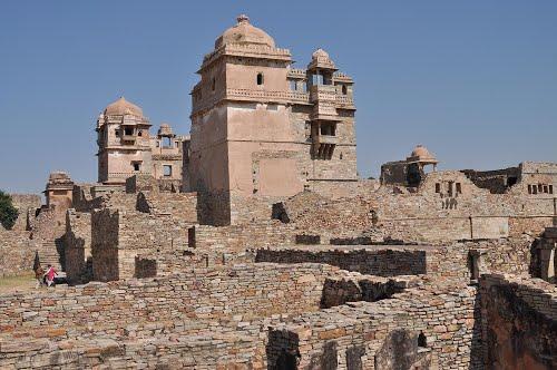 Kumbha Mahal Chittor