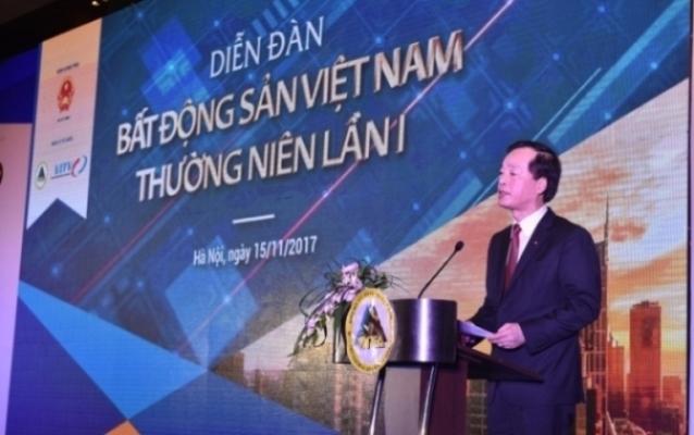 Bộ trưởng Bộ xây dựng Phạm Hồng Hà