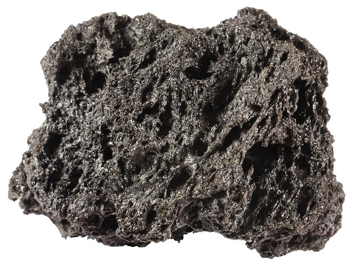 Description Of Basalt : Scoria learning geology