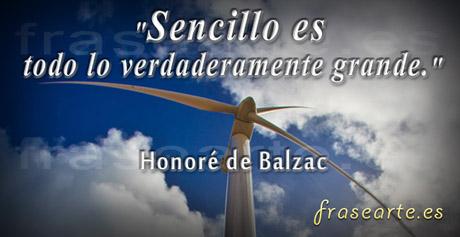 Citas famosas de Honoré de Balzac