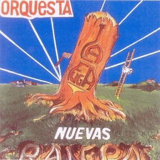 NUEVAS RAICES - ORQUESTA LA FUGA (1982)