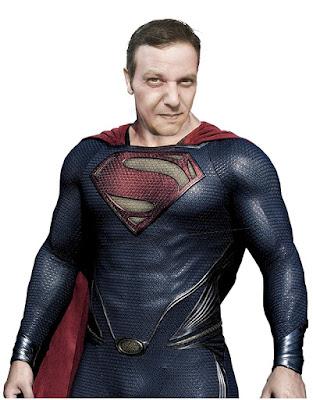 Homem de aço Rafa Morawski