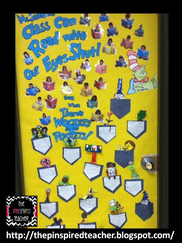 The Pinspired Teacher: Happy Birthday Dr. Seuss ...