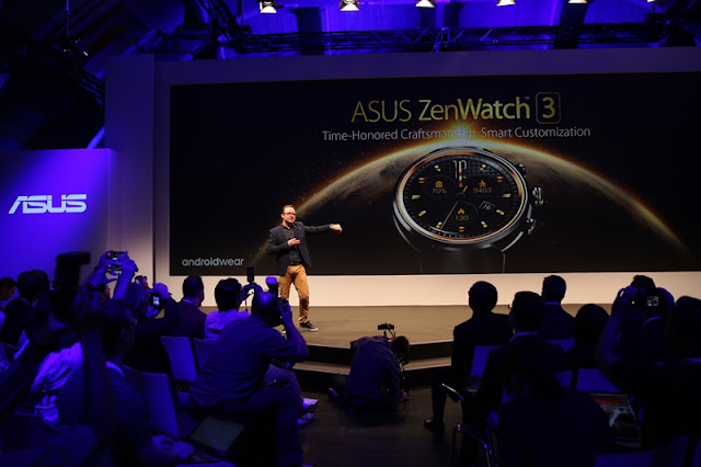 Asus ZenWatch 3 In-Depth Thoughts: Specs, Price, and Availability.