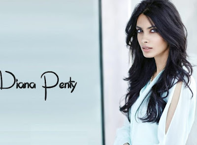 Model Rambut Panjang Diana Penty