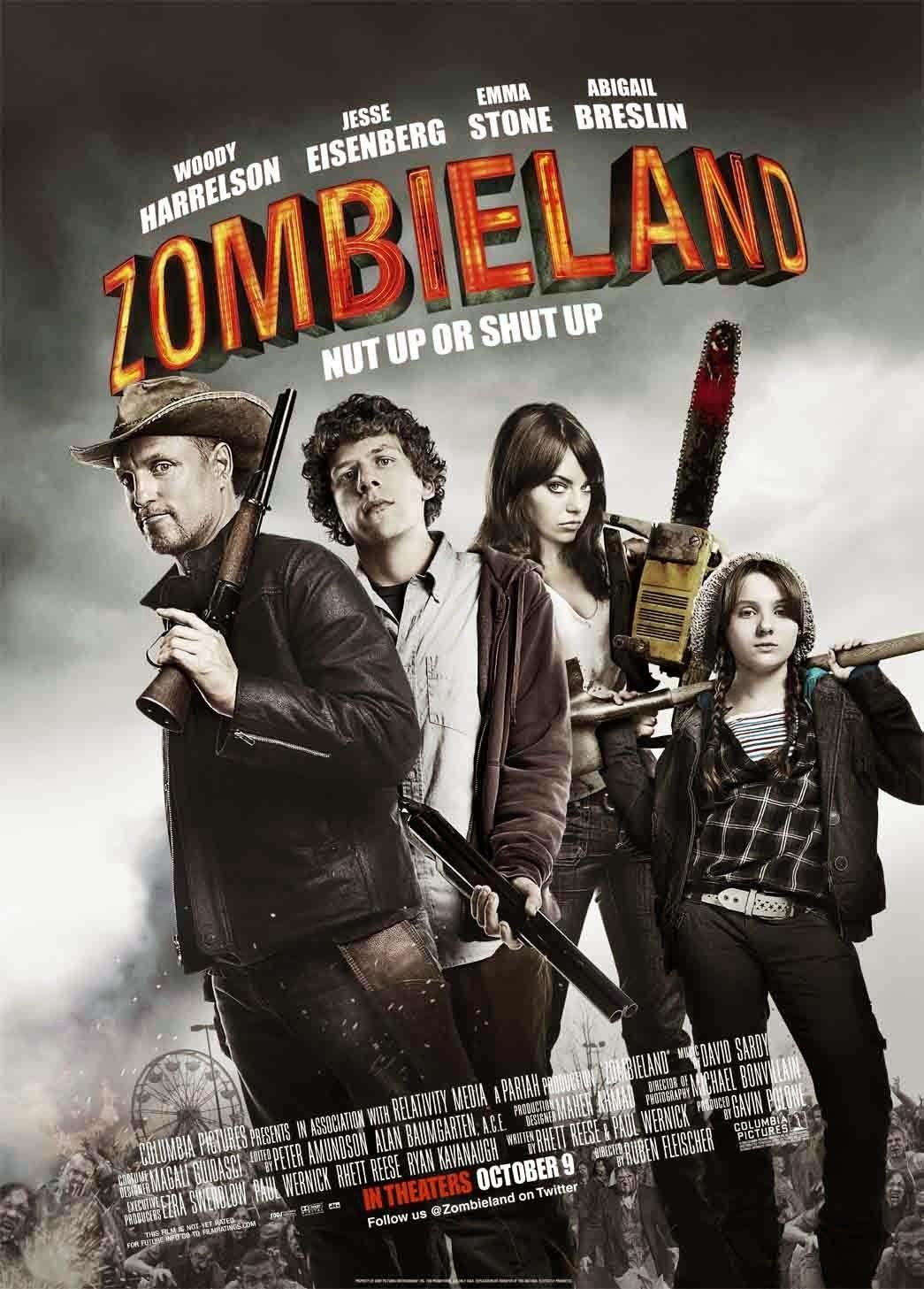 Zombieland (2009) DVD