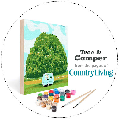 Paint By Number Kits Country Living