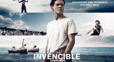 Angelina Jolie, Unbroken, Invencible