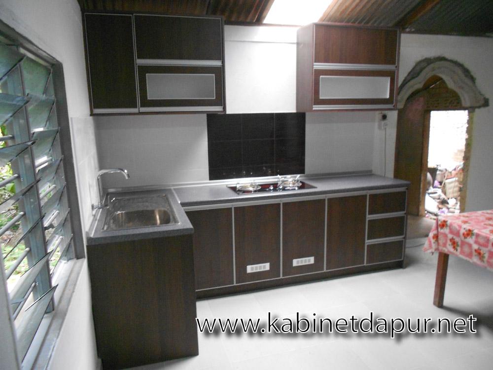 Kabinet Dapur Moden Dan Murah Desainrumahid
