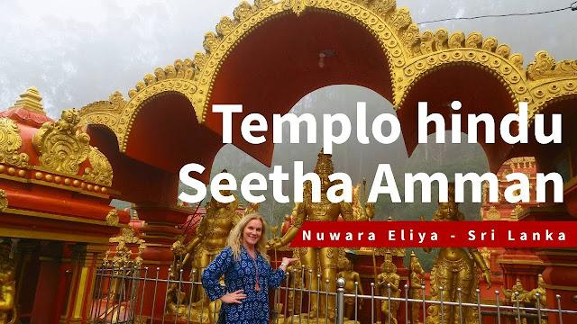 Templo hindu Seetha Amman
