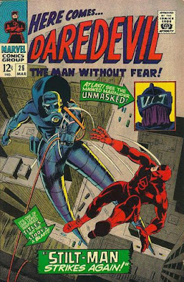 Daredevil #26, Stilt Man