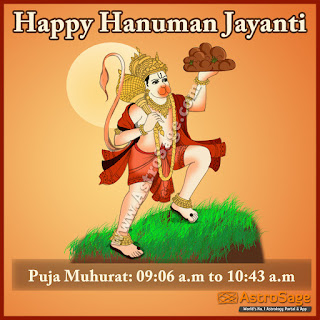 Know everything about Hanuman Jayanti in 2016.