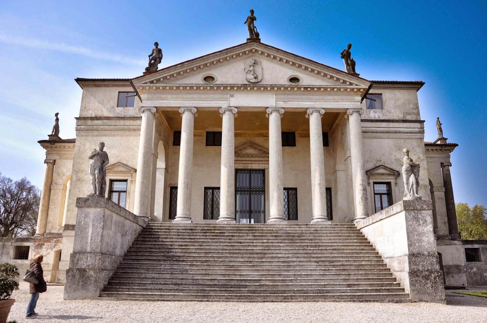 Villa Capra 'La Rotonda', Vicenza, Italy